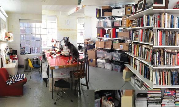Crispin Finn's Studio