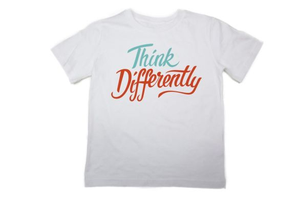 'Think Differently' by Greg Abbott for The Fableists