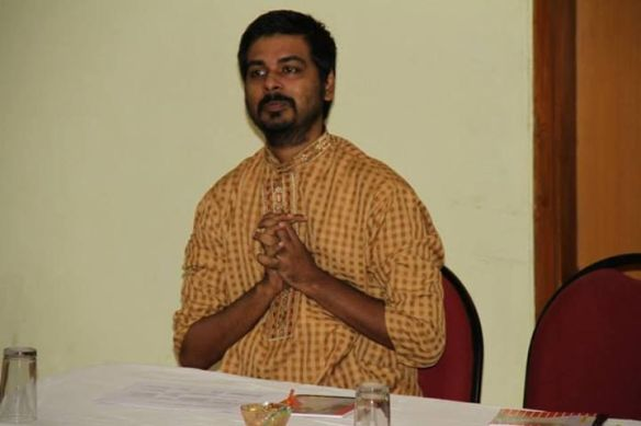 Ayan Banerjee, CEO of Chetnna Organic
