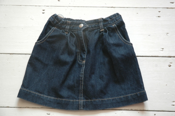 Denim Skirt Bought on eBay