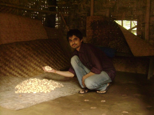 Kunal from Chetna Organic