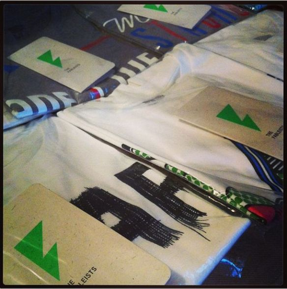 t-shirts in bags