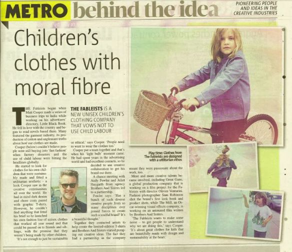 Page 41 of the December 17th 2013 Edition of The Metro UK