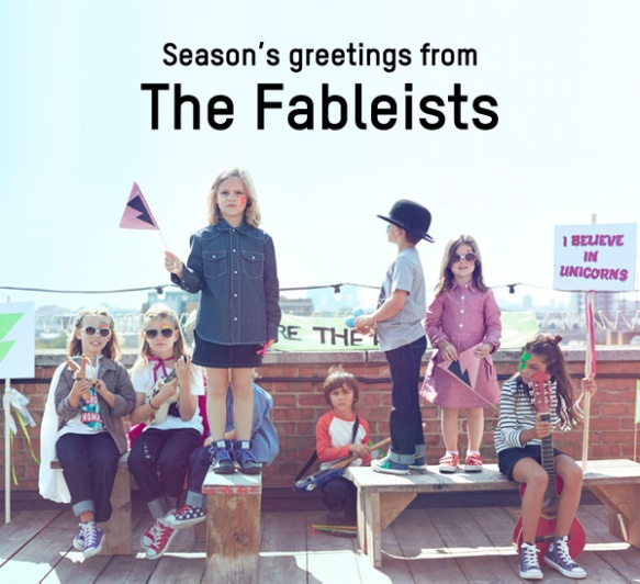 Seasons Greetings from the Fableists