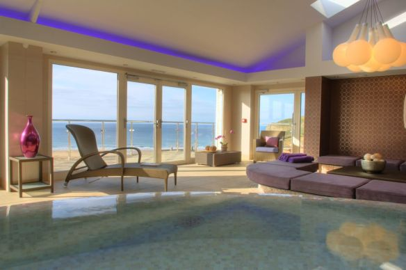 Hydro and relaxation area