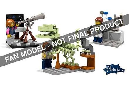 From LEGO Ideas Blog Site