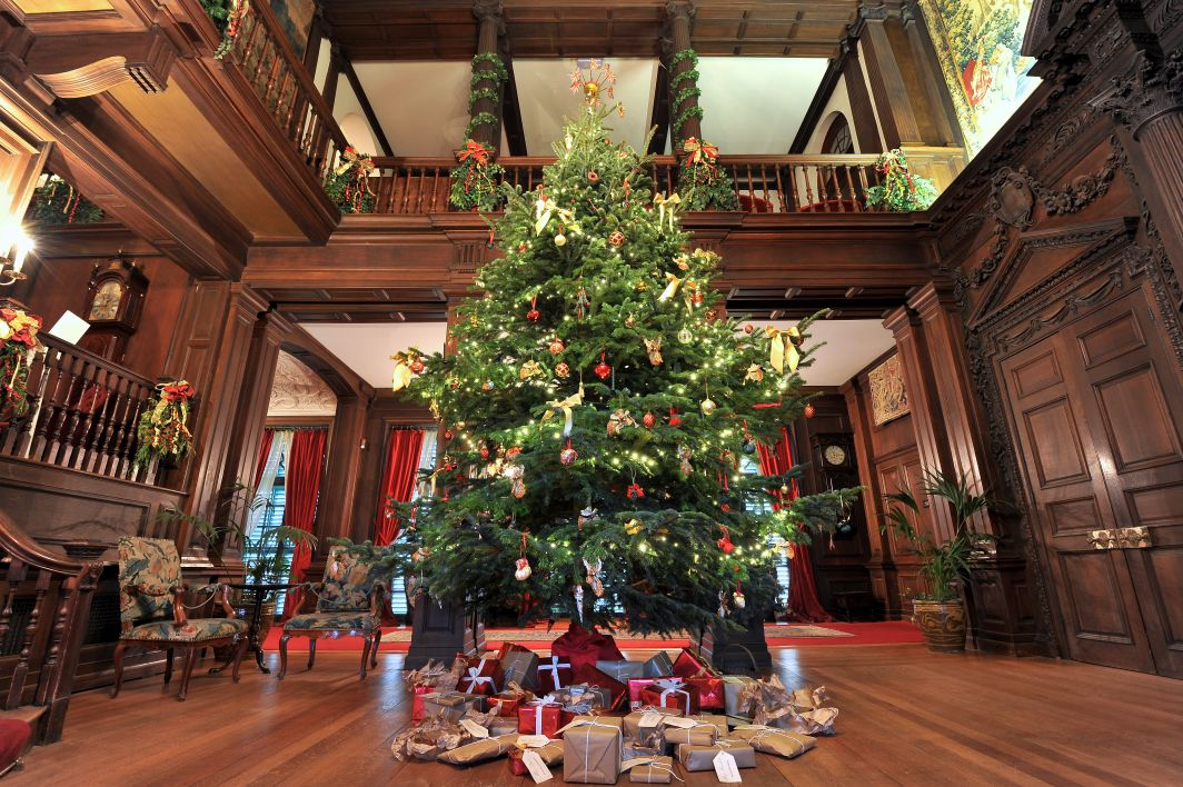 Have a magical day out this Christmas with the National Trust ...