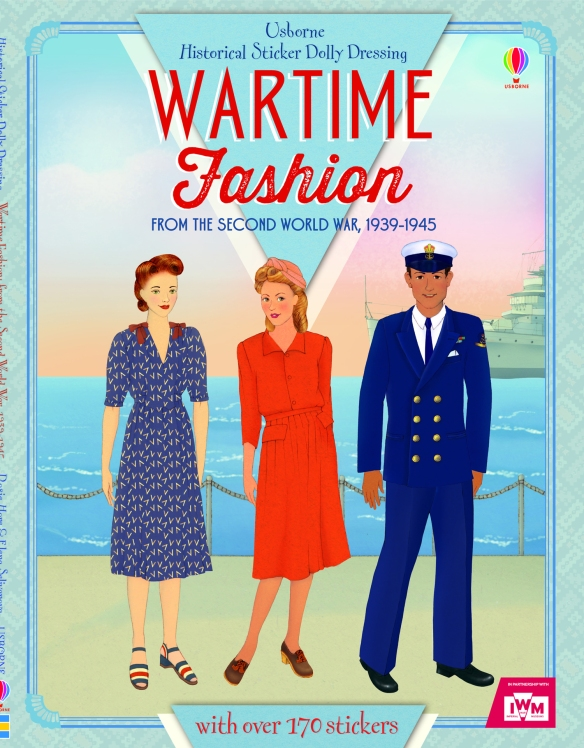 HSDD wartime fashion