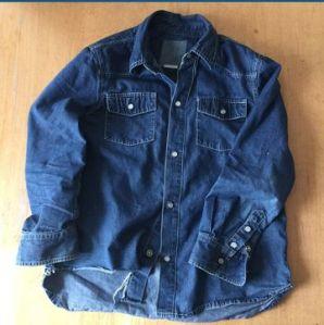 Finn's western shirt 1